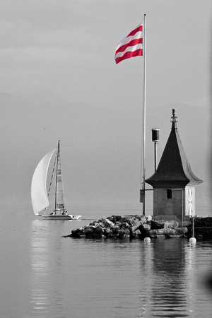 Morges Harbour